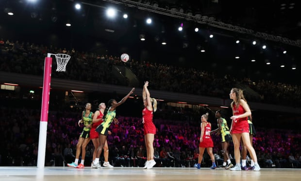 England Netball has joined more than 80 British sporting bodies to publish a joint statement saying they have not done enough to confront racism. Photograph: Naomi Baker/Getty Images for England Netball