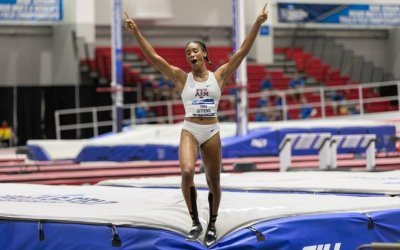 Tyra Gittens takes heptathlon gold at NCAA Track and Field Champs