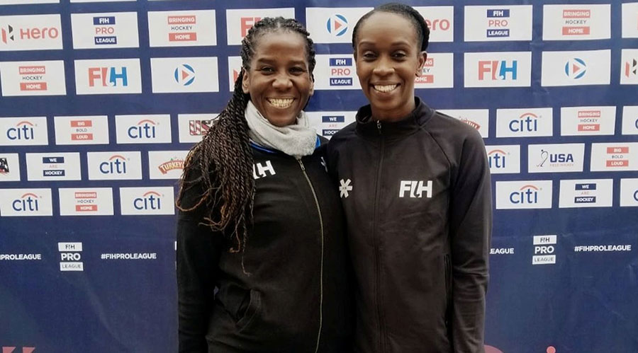 T&T's Richardson, Mc Lean get Olympic picks